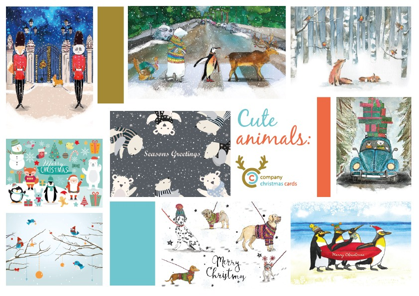 6 Christmas card trends for 2017